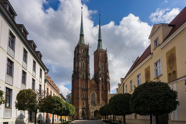 Catedral de Wroclaw