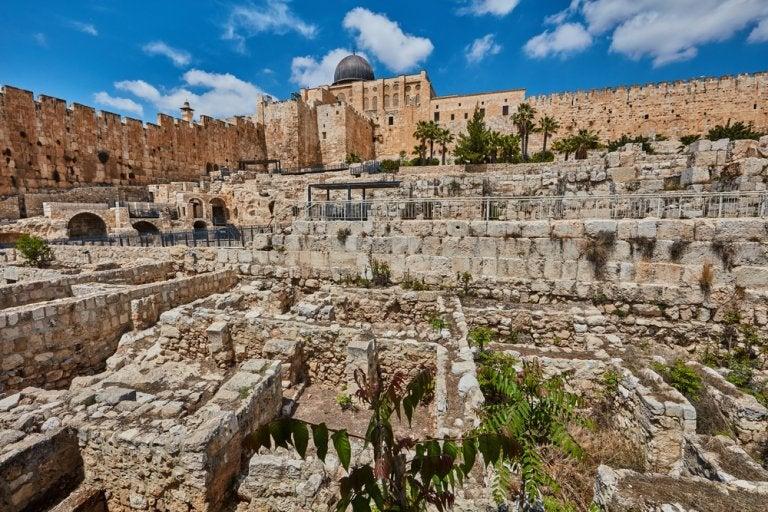La Ciudad de David, uno de los sitios más excavados de Israel