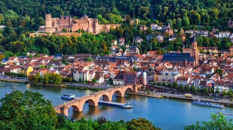 Descubre la bonita ciudad de Heidelberg