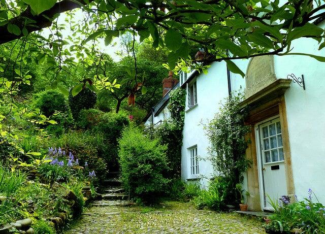 Cottage en Clovelly