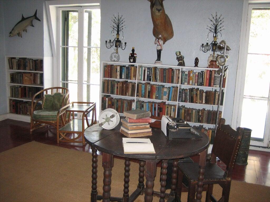 Escritorio de Hemingway