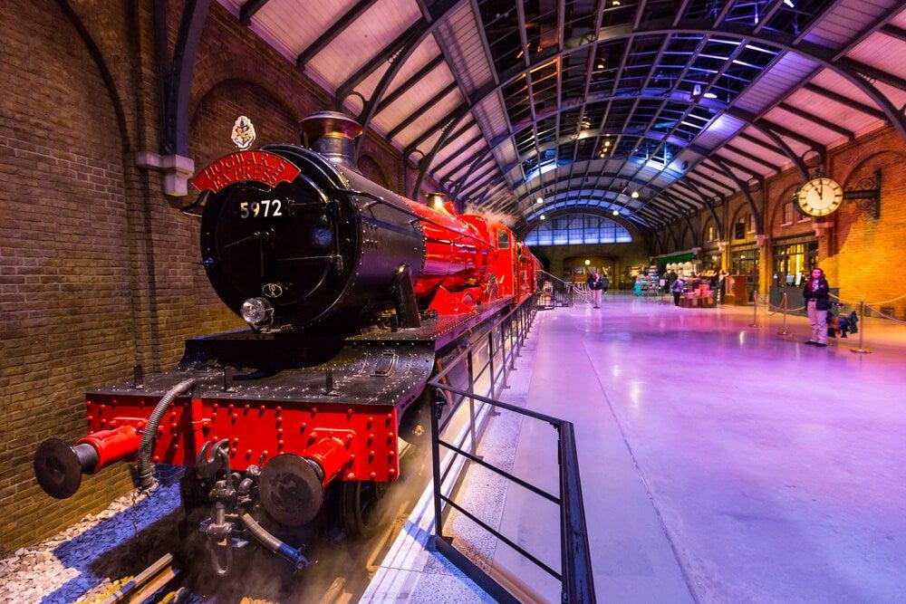 Visitamos los estudios de Harry Potter en Londres