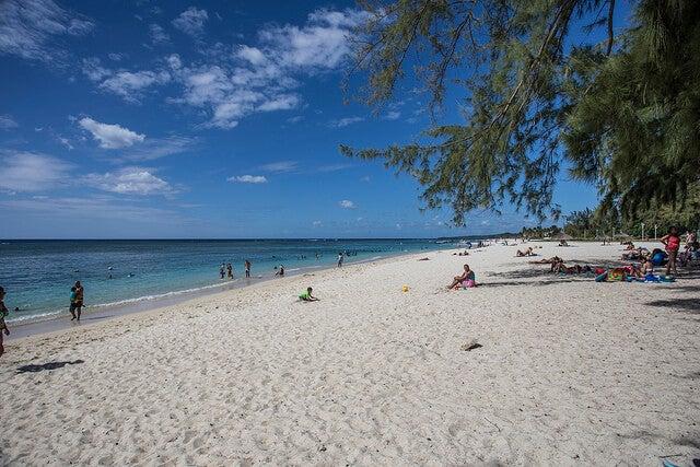 Playa de Flic en Flac