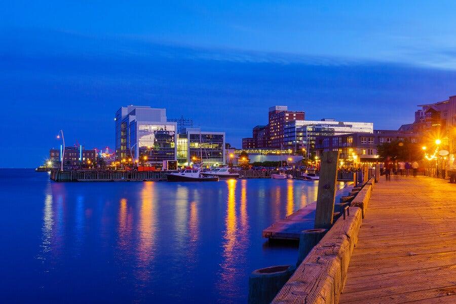 Halifax, una joya en Nueva Escocia