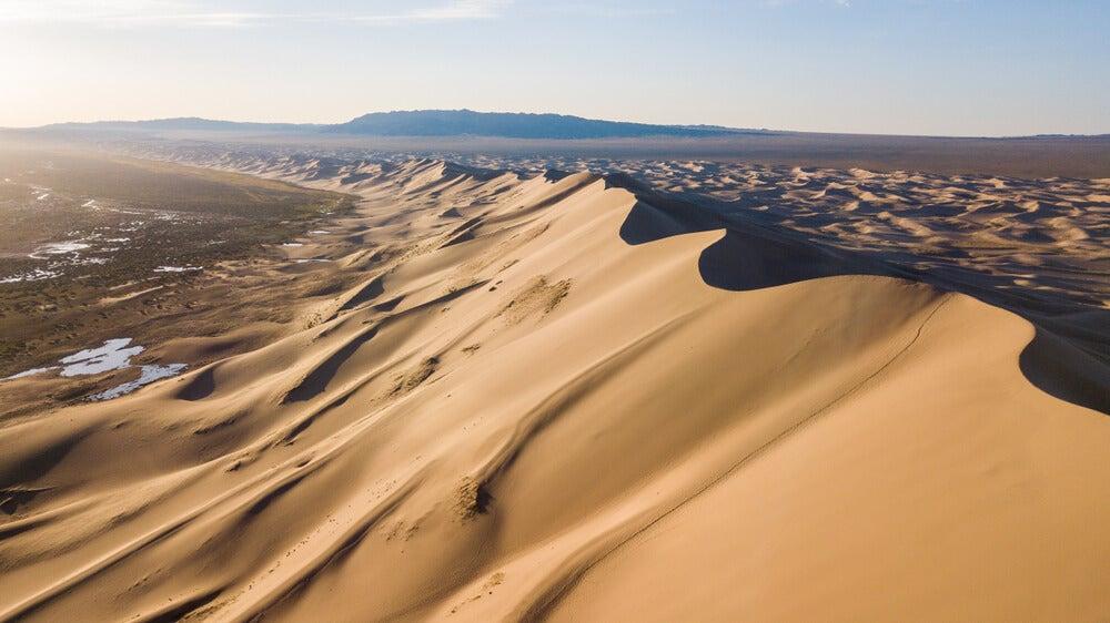 Khongoryn Els, unas imponentes dunas en el desierto de Gobi