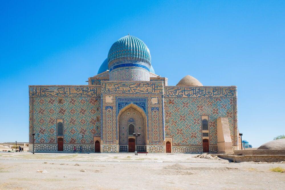 Mausoleo Khoja Ahmad Yasawi