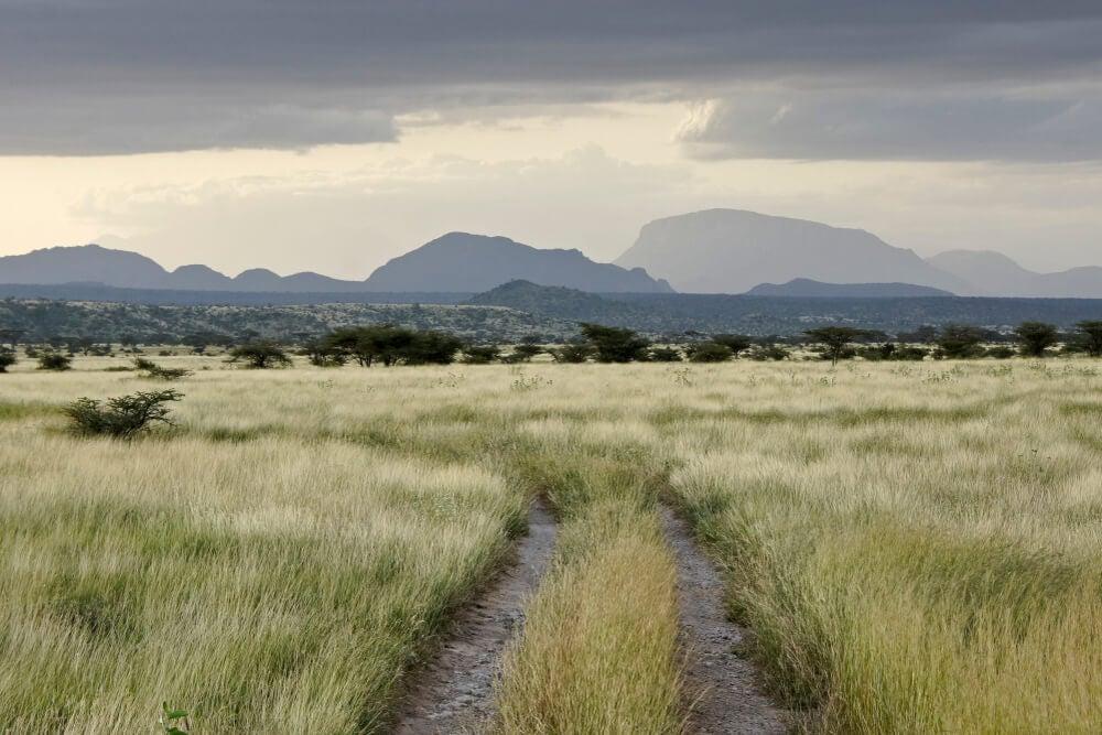 Monte Ololokwe en Samburu