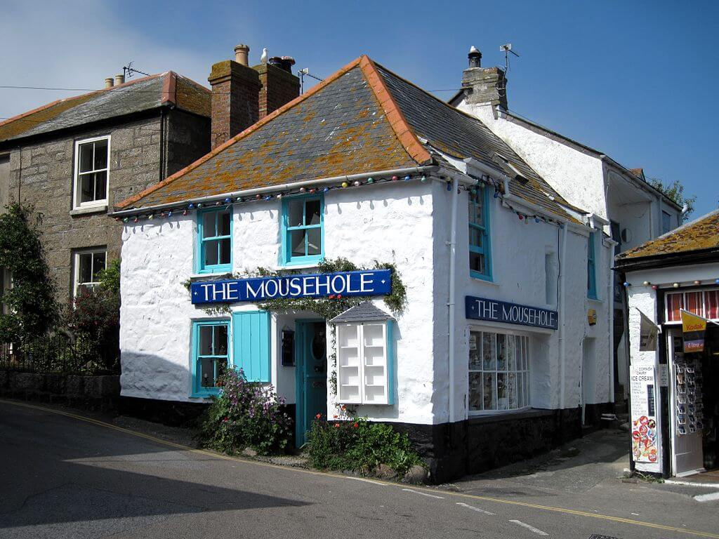 Casa en Mousehole
