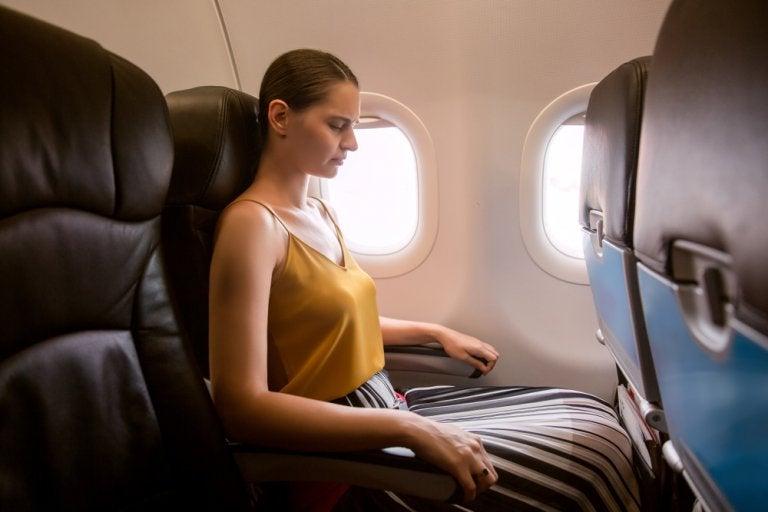 Consejos para controlar el miedo a volar