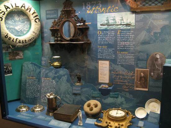 En Halifax se encuentra el Museo Marítimo del Atlántico.