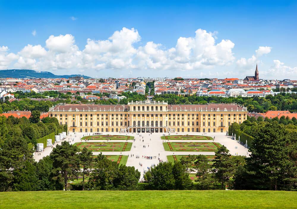 El palacio de Schönbrunn en Viena, conoce su historia