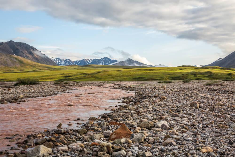 El Parque Nacional Gates of the Arctic: una bella área silvestre