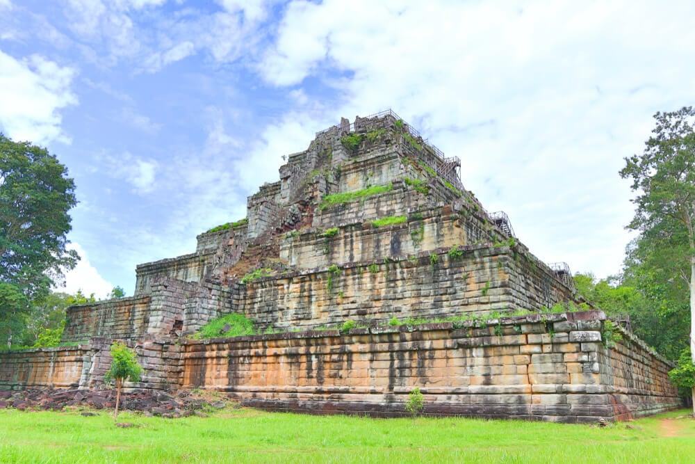 Pirámide de Koh Ker