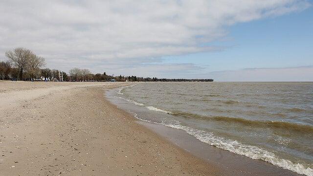Playa de Gimli