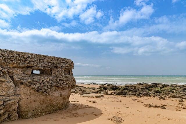 Playa de El Palmar en Cádiz