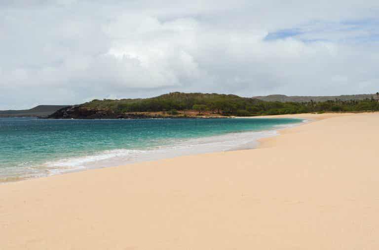 Papohaku, una fabulosa playa de arena blanca en Hawái