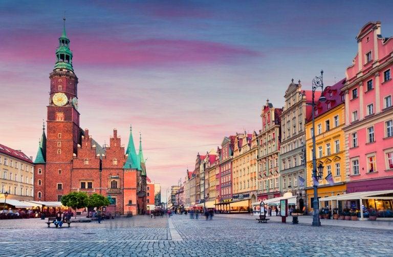 Consejos para visitar Wroclaw y su preciosa plaza del Mercado