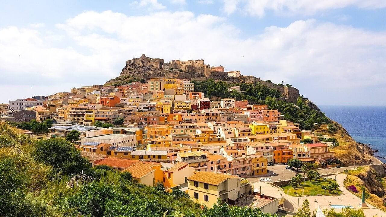 Vista de Castelsardo