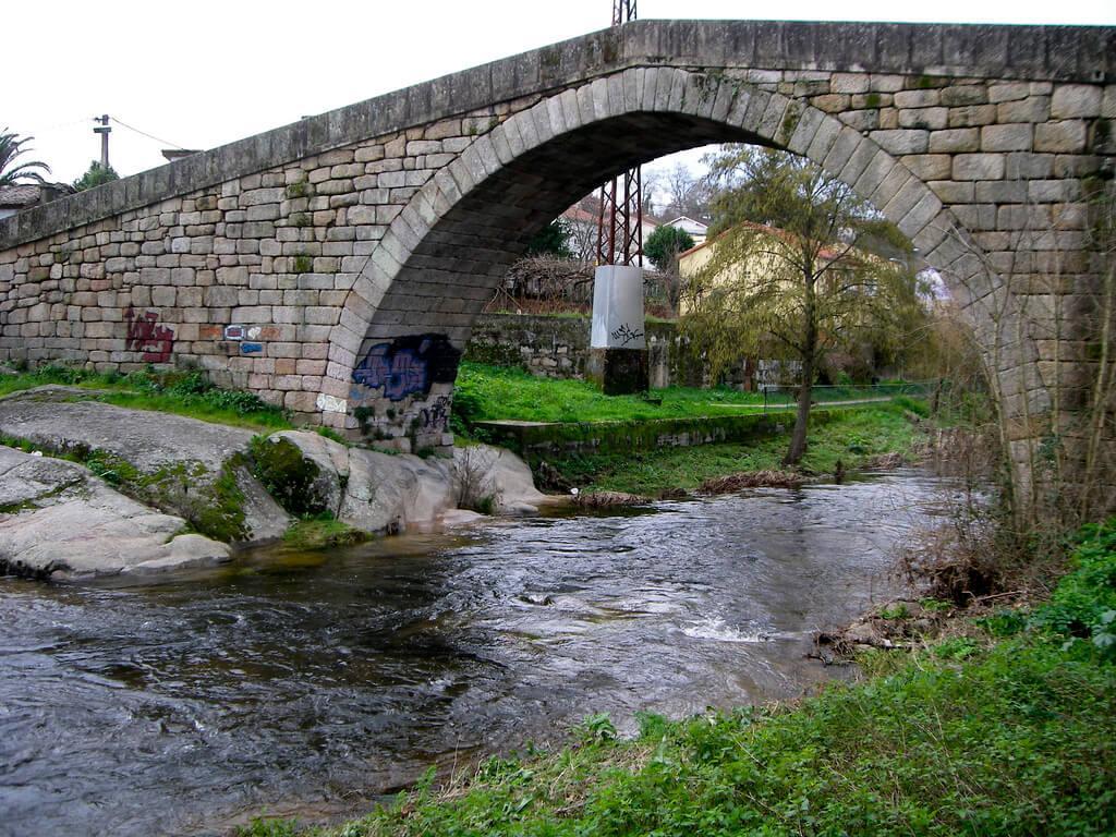 Puente del Loña en Ourense