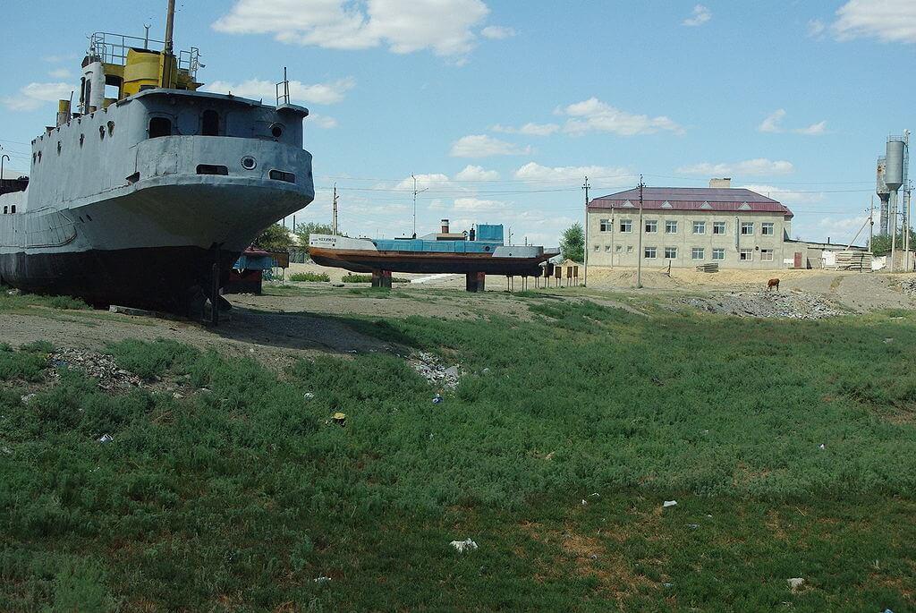 Puerto de Aral