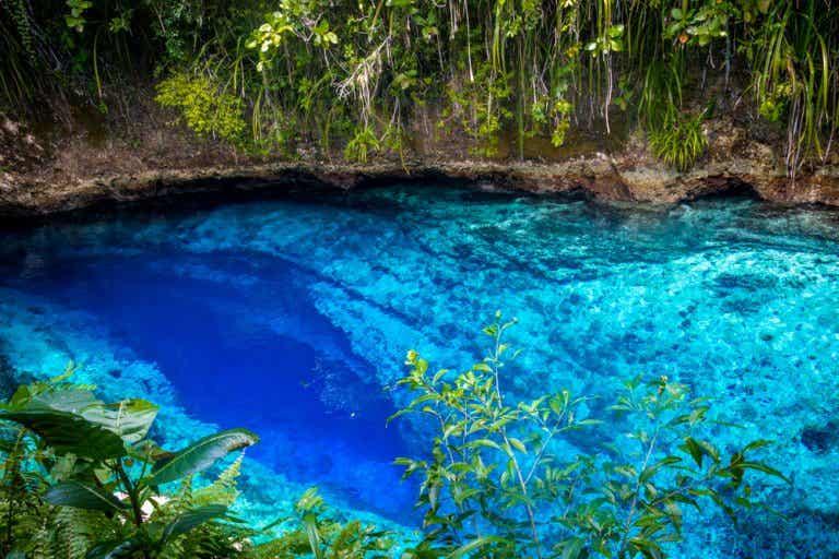 El río encantado de Hinatuan, un lugar mágico en Filipinas