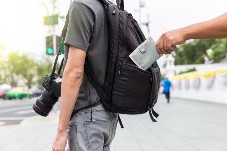 7 consejos para evitar que te roben durante un viaje