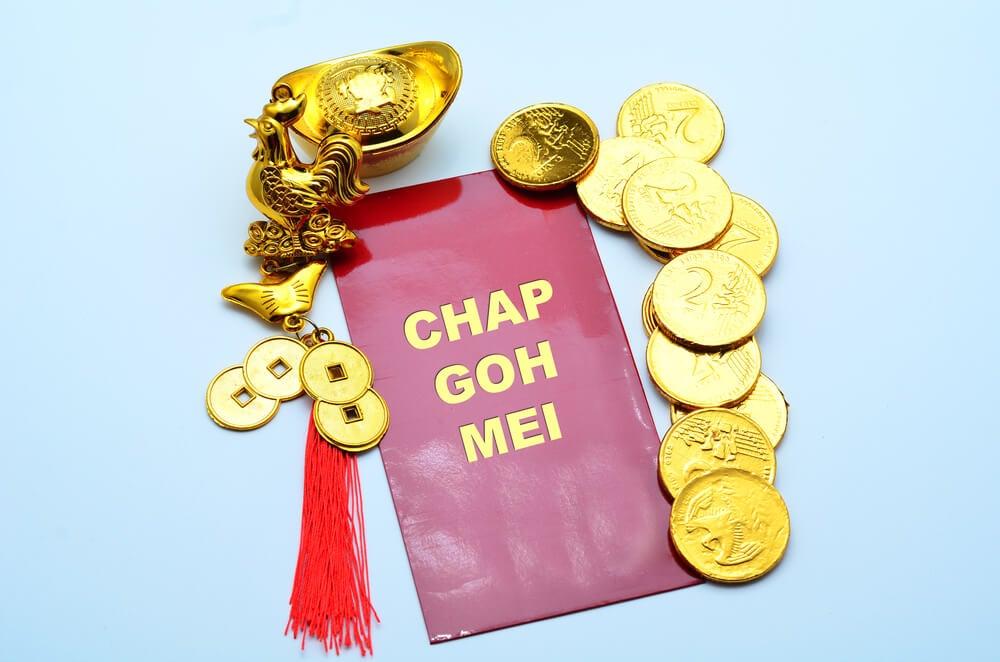 Chap Goh Mei, la versión china de San Valentín