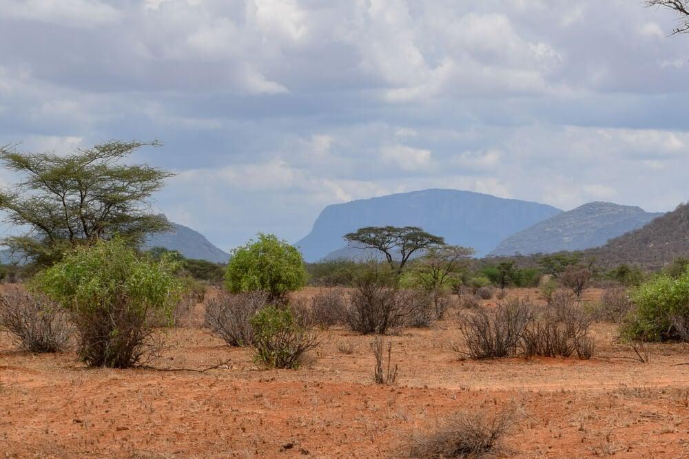 Una caminata por el monte Ololokwe, en Kenia