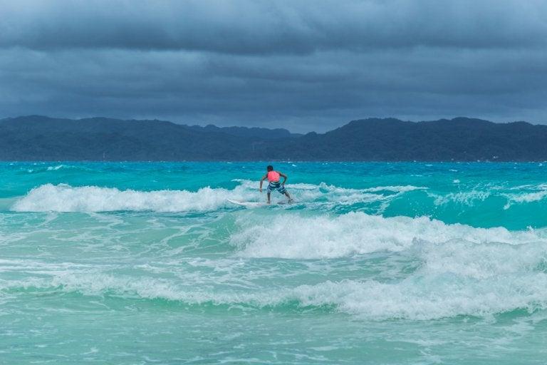 Siargao: un paraíso para los amantes del surf