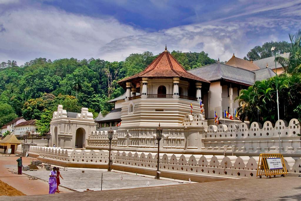Templo del Diente de Buda en Kandy