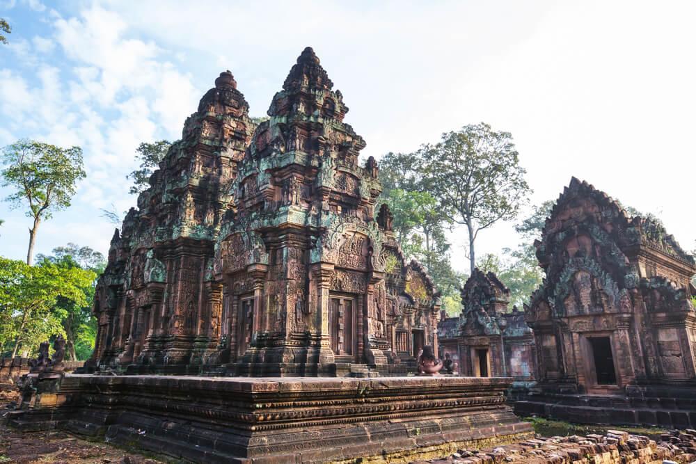Templo en Koh Ker