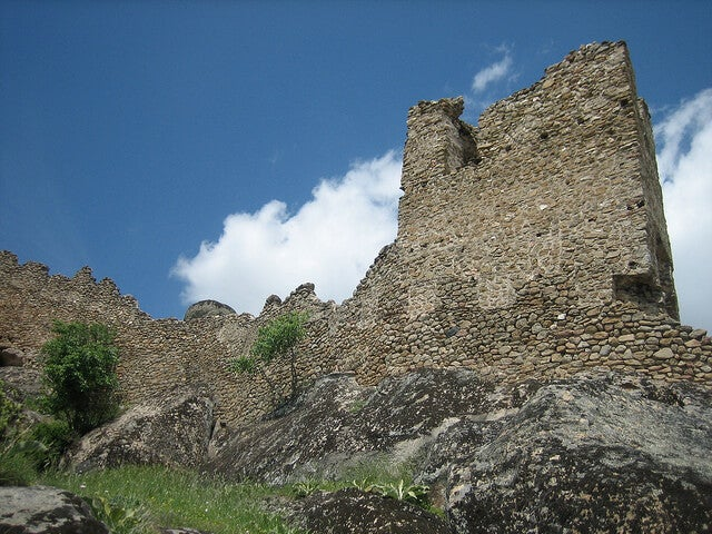 Torre de la fortaleza de Marko
