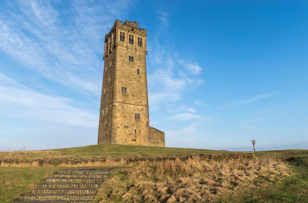 Huddersfield en el Reino Unido: conoce la torre Victoria