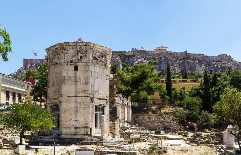 Descubre la Torre de los Vientos de Atenas