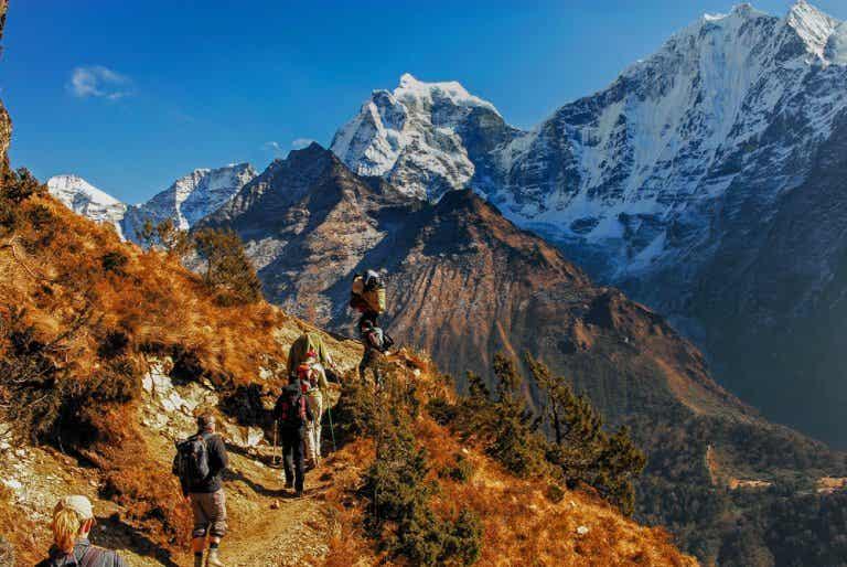 Los mejores lugares del mundo para hacer 'trekking'