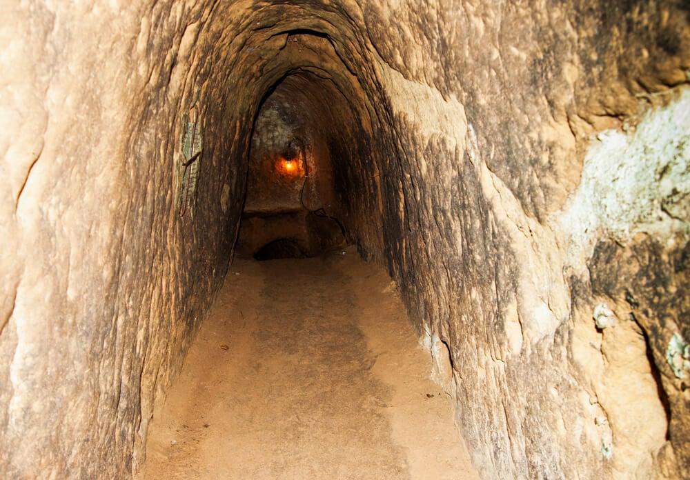 Historia de los túneles de Cù Chi en Vietnam