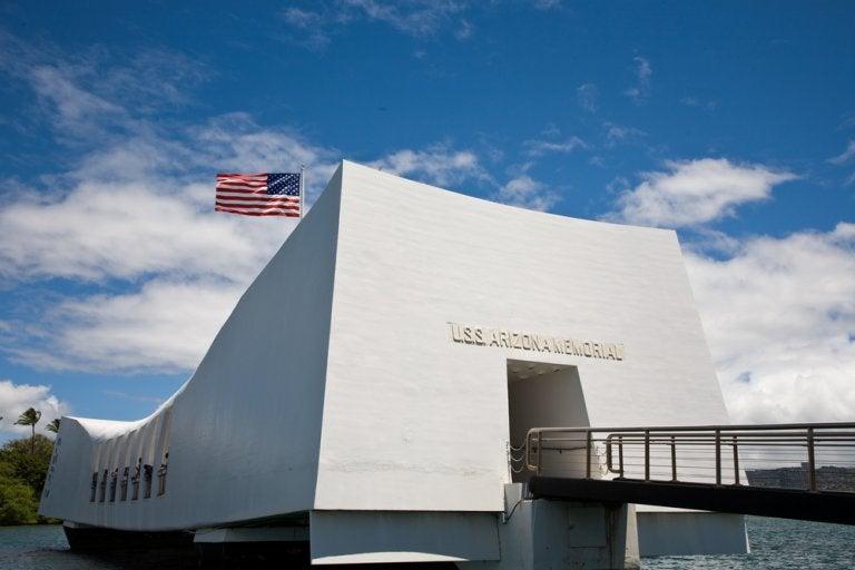 USS Arizona Memorial: historia de la Guerra del Pacífico