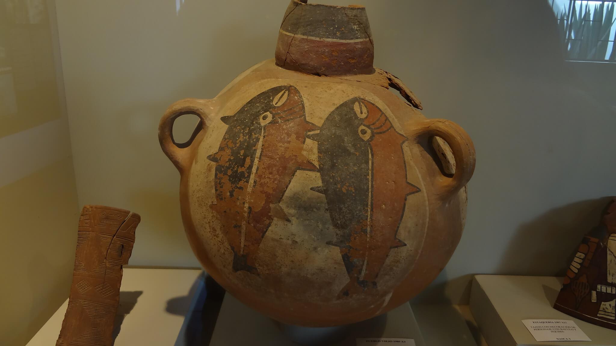 Vasija del Museo Arqueológico Antonini