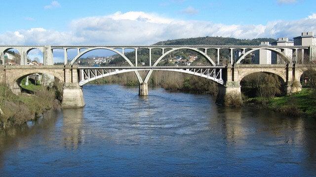 Viaducto de Ourense