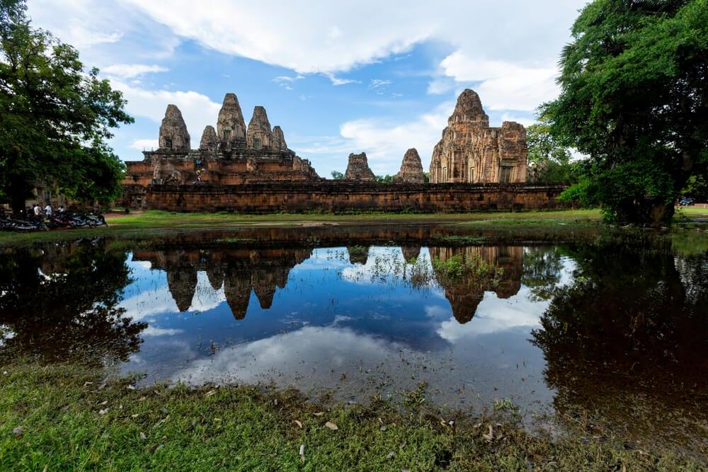 Koh Ker, un increíble lugar en el norte de Camboya