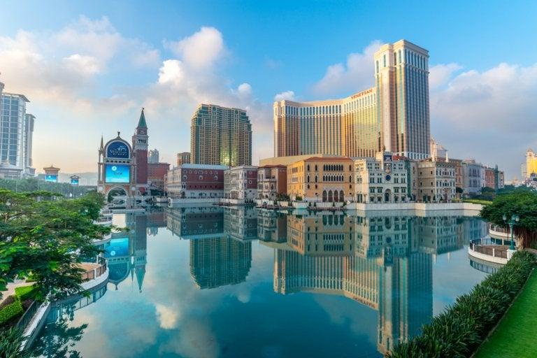 Macao, una ciudad china que nos recuerda a Las Vegas