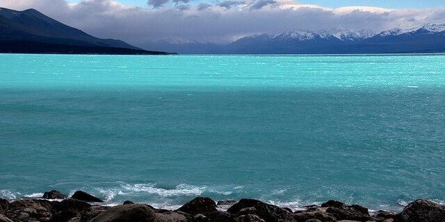 Aguas del lago