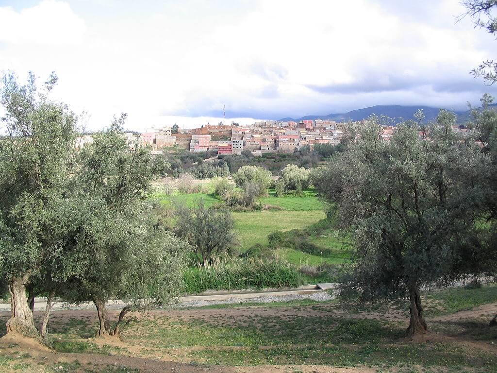 Vista de Amizmiz