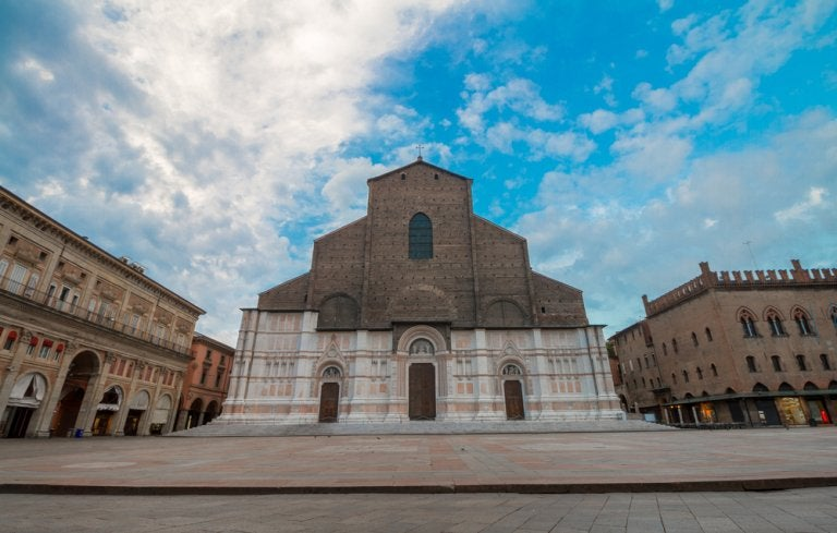La Basílica de San Petronio, la quinta más grande del mundo