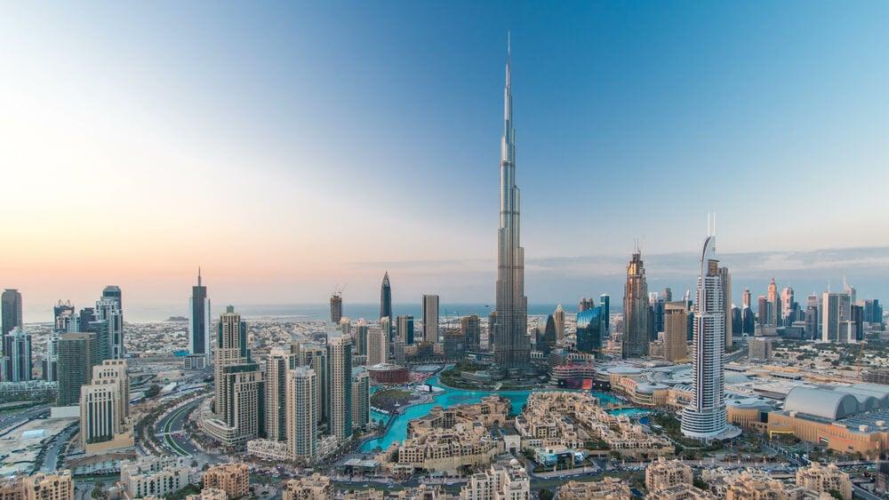 Burj Khalifa: sube a la torre más alta del mundo