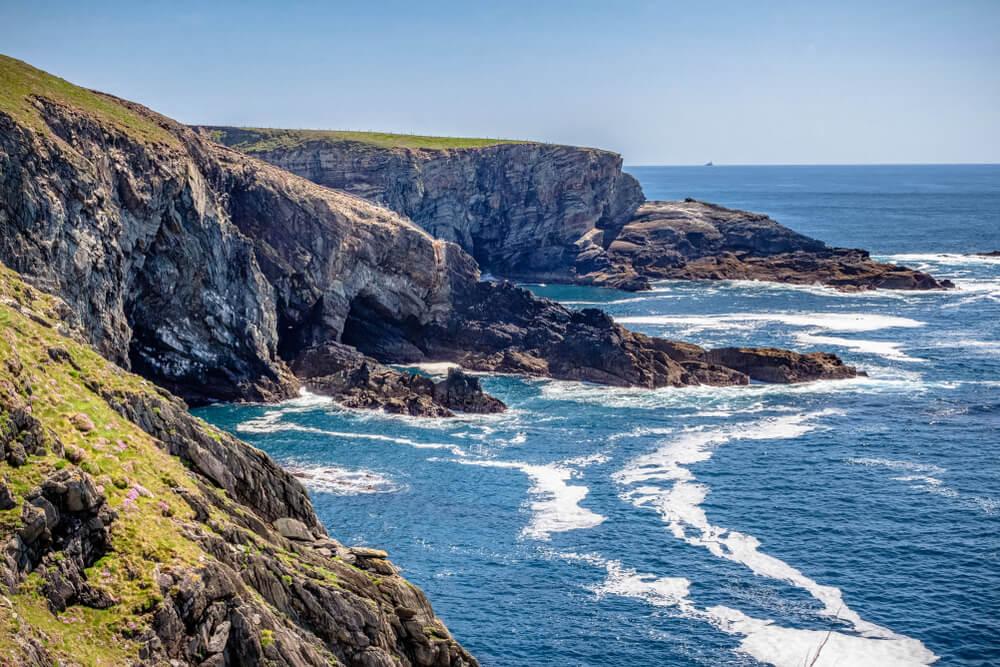Cabo Mizen en Irlanda: donde el mar se encuentra con el cielo