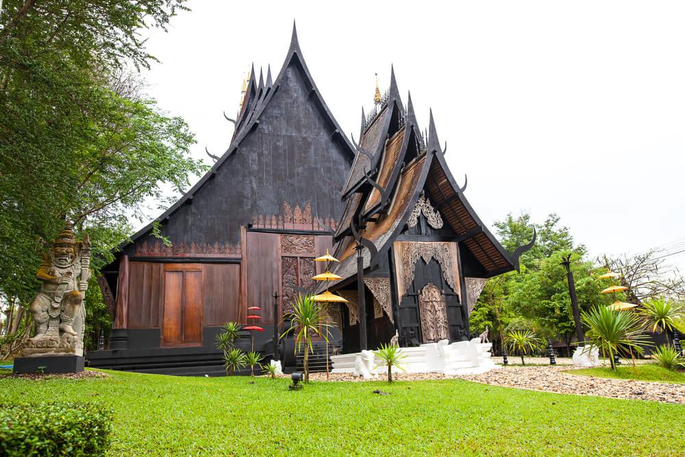 Casa Negra en Tailandia