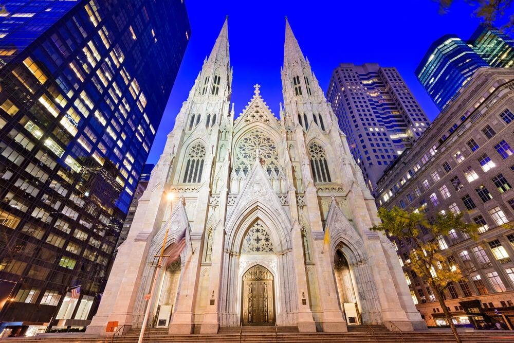 Visitamos la catedral de San Patricio de Nueva York