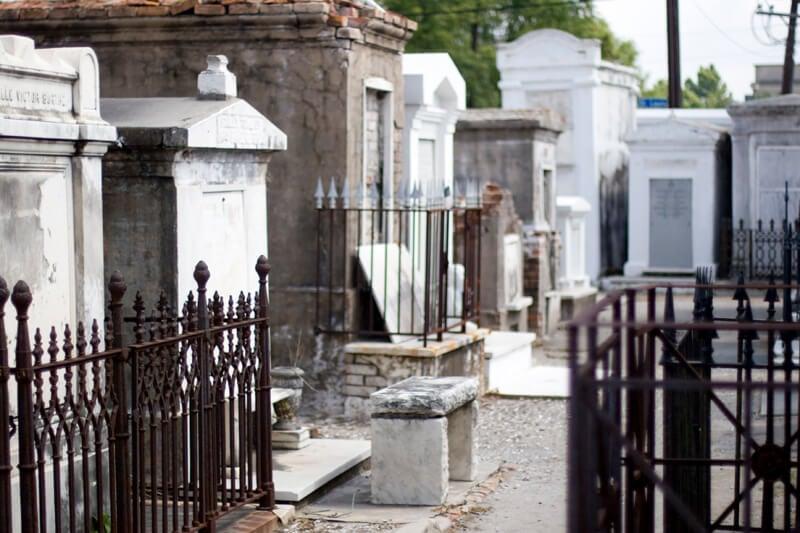 Cementerio de St. Louis