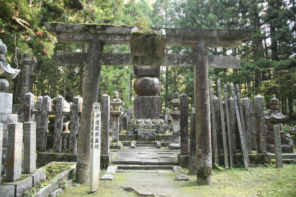 El cementerio de Okunoin de Japón y la leyenda de los espíritus